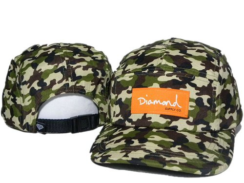 DIAMOND SUPRELY.CO Snapback Hat DD27